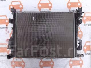 Радиатор охлаждения двигателя. Renault Logan, L8 Renault Sandero, 5S Renault Kaptur