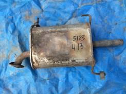 Глушитель. Nissan Bluebird, ENU13, EU13 Двигатель SR18DE