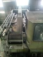 Мостостроительная машина УСМ-2. 2 000 куб. см.