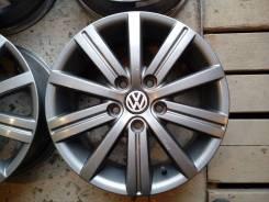 Volkswagen. 6.0x15, 5x112.00, ET43, ЦО 57,1мм.