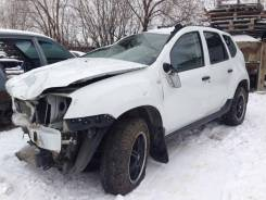 Renault Duster. ПТС