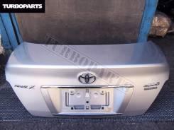 Крышка багажника. Toyota Mark X, GRX120, GRX121, GRX125 Двигатели: 3GRFSE, 4GRFSE