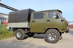 УАЗ 39094 Фермер. УАЗ Фермер, 2 200 куб. см., 1 220 кг.
