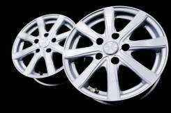 Продам комплект литых дисков р15. 6.0x15, 5x114.30, ET45, ЦО 70,0мм.