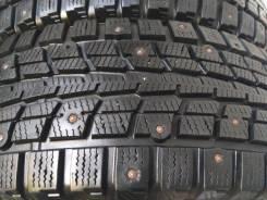 Dunlop. Зимние, шипованные, 2014 год, износ: 10%, 4 шт