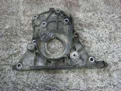 Крышка коленвала. Renault Duster, HSM Двигатель F4R