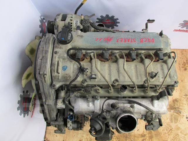 Двигатель Hyundai Starex (Старекс) D4CB 2.5cc