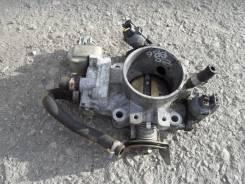 Заслонка дроссельная. Honda Integra, DB6 Двигатель ZC