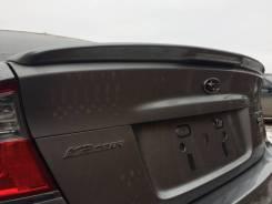 Спойлер. Subaru Legacy, BLE, BL, BL5, BL9