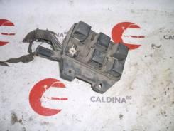 Блок предохранителей. Toyota Corona, CT210, CT215 Toyota Caldina, CT197V, CT190, CT190G, CT198V, CT196V, CT199V, CT196, CT197, CT198, CT199 Двигатели...