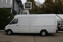 Mercedes-Benz Sprinter 313 CDI. Mercedes-Benz Sprinter Classic 313 CDI, 2 148 куб. см., 1 315 кг.