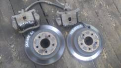 Тормозная система. Subaru Forester, SG5, SG6, SG9L, SG69, SG, SG9