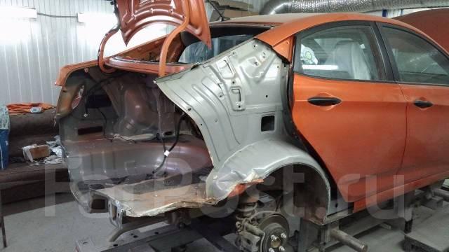 """Кузовной ремонт, покраска """"АвтоПилот"""". Качество. Гарантия до трех лет."""
