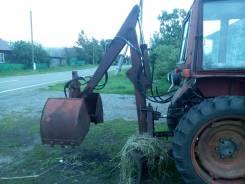 Уралец. Погрузчик на трактор