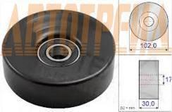 Ролик натяжителя приводного ремня TOYOTA 1UZ/2UZ/3UZ 97- SAT ST-16603-0W010