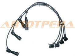 Провода высоковольтные TOYOTA HILUX KZN165/190 98-05 1-2RZ (кругл. резин.) SAT ST-90919-22371