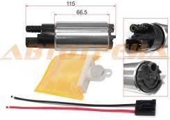 Топливный насос 12V, 3BAR, 90L/H, V=1500-2200 D15, D16, B16, B20, F20, F22, H22 SAT ST-FP06