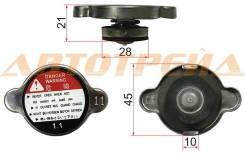 Пробка радиатора R124 (1.1)16400-35350 16400-54280 MB356681 16400-35290