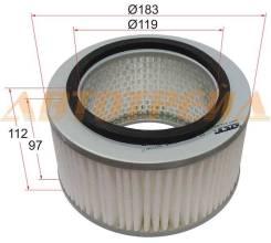 Фильтр воздушный SUZUKI JIMNY 1.3 JB3#W 93-97