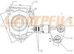 Выжимной подшипник FORD FOCUS/C-MAX/MONDEO/VOLVO S40/V50
