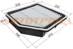 Фильтр воздушный LEXUS GS300,430 4GRFSE,3UZFE 05- ST-17801-31110