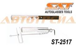 Ручка для ножа срезания стекла/стамески для выравнивания старого полиуретанового слоя