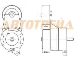 Натяжитель приводного ремня ACURA MDX/CHEVROLET AVEO/HONDA ACCORD/PILOT/LAND ROVER