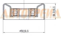 Ролик натяжителя приводного ремня ACURA MDX/CHEVROLET AVEO/HONDA ACCORD/PILOT/LAND ROVER (нижний)