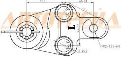 Шаровая нижняя FR TOYOTA CAMRY/AURION/LEXUS ES240/350 06- LH