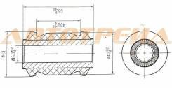 Сайлентблок FR переднего нижнего рычага TOYOTA AVENSIS/AURIS/BLADE/COROLLA/RUMION/MARK X ZIO/RAV4 05 ST-48654-02130