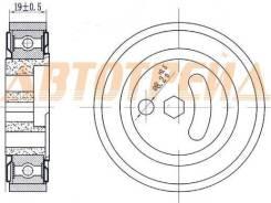 Натяжной ролик приводного ремня SUZUKI GRAND VITARA 1,6 05-/JIMNY 1,3 98 -