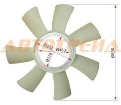 Крыльчатка вентилятора ISUZU ELF 4HK1