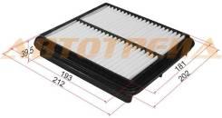 Фильтр воздушный CHEVROLET/DAEWOO LANOS 04- ST-96182220