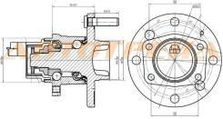 Ступичный узел RR LACETTI/EPICA (с ABS)