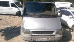 Ford Transit Van. Транзит 2003, 1 998 куб. см., 5 мест