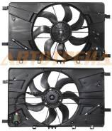 Диффузор радиатора в сборе CHEVROLET CRUZE АКПП 09-