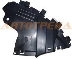 Защита бампера RENAULT SANDERO 10- RH