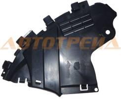 Защита бампера RENAULT SANDERO 10- LH