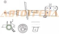 Стойка передняя NISSAN QASHQAI/DUALIS/ROGUE S35/X-TRAIL 06- RH