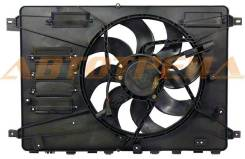 Диффузор радиатора в сборе FORD S-MAX 06-/MONDEO 07-