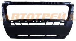 Бампер CITROEN JUMPER/FIAT DUCATO/PEUGEOT BOXER 06- центральная часть