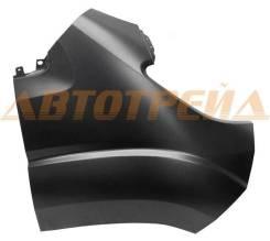 Крыло CITROEN JUMPER/FIAT DUCATO/PEUGEOT BOXER 14- RH (пр-во Тайвань) ST-FT76-016-A1