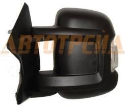 Зеркало FIAT DUCATO/PEUGEOT BOXER/CITROEN JUMPER 06- LH механическое, поворот, 2конт ST-FT76-940-2