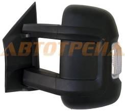 Зеркало FIAT DUCATO/PEUGEOT BOXER/CITROEN JUMPER 06- LH 8 контактов, длинное ST-FT76-940-D2