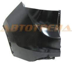 Клык заднего бампера HONDA CR-V 12-14 LH