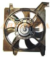 Диффузор радиатора в сборе HYUNDAI ELANTRA 01-