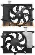 Диффузор радиатора в сборе HYUNDAI ELANTRA/AVANTE 11-/I30 12-/KIA CEED12-/SOUL 09-/FORTE 12-