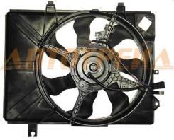 Диффузор радиатора в сборе HYUNDAI GETZ 02-05