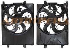 Диффузор радиатора в сборе KIA SPORTAGE / HYUNDAI IX35 2.0/2.4 10-
