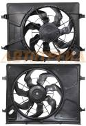 Диффузор радиатора в сборе KIA CEED 07-/HYUNDAI ELANTRA /I30 06-10